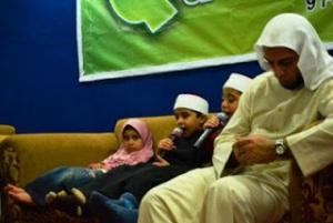 Tabarak dan Yazid di solo